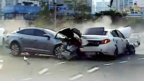 해운대 '광란의 질주' 운전자 금고 5년 선고
