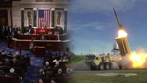 美 의회 '中 사드 보복 규탄' 결의안…中에 경고