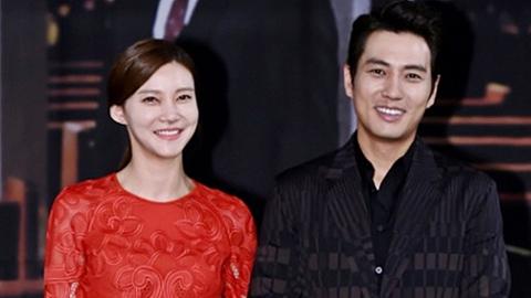 주상욱♥차예련, 5월 결혼…배우 부부 탄생