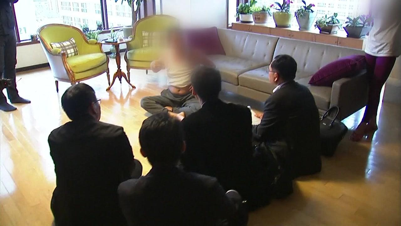 """유명 프로골퍼 아버지 고액 체납...""""돈 없다"""""""