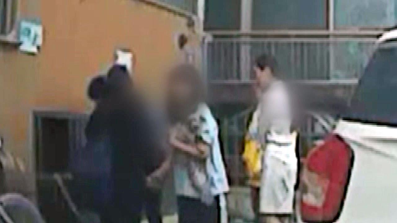 불길 초등생 3명 구한 이웃 주민들 '표창'