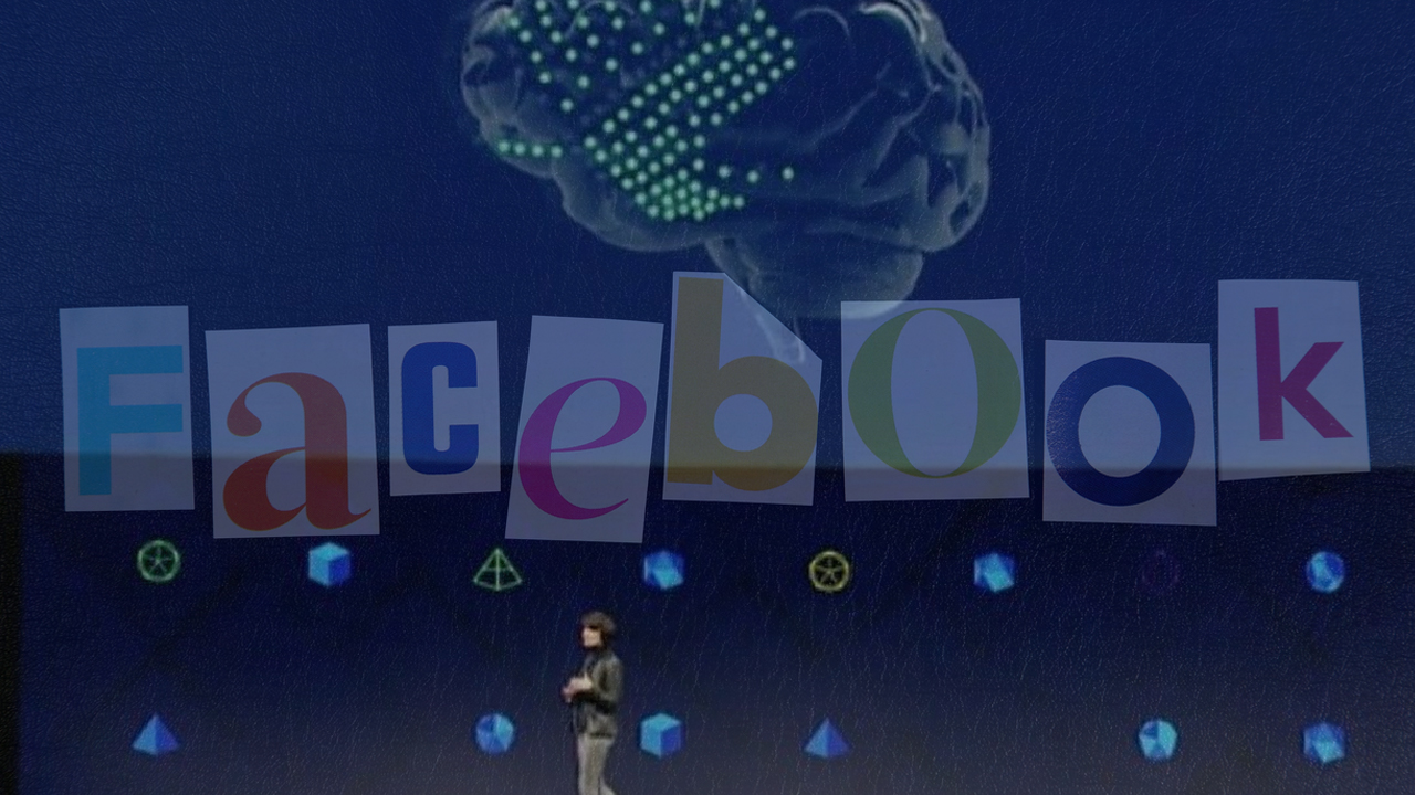 페이스북은 당신이 뇌파와 피부를 쓰기 원한다