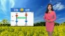 [날씨] 화창한 봄 날씨, 따뜻해요...큰 일교차 주의