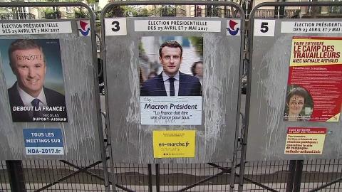 프랑스 대선 1차 투표 실시…극우·극좌 후보 결선행?