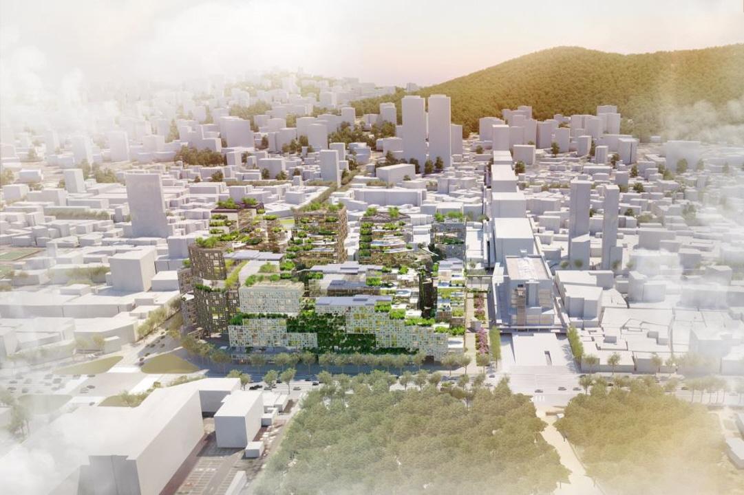 〔안정원의 디자인 칼럼〕 미리보는 서울세운상가군과 서울세운그라운즈의 청사진 들여다 보기1