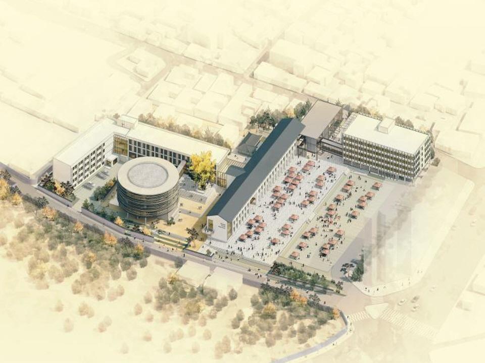 ● 멋진 세상 속 건축디자인(종로에 들어서는 서울공예박물관 크래프트 그라운드 공간 엿보기)