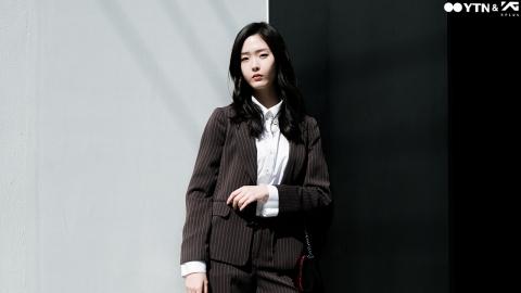 신인 모델 이환희, 감각적인 놈 코어 슈트 룩!