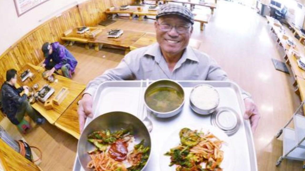 [좋은뉴스] 이웃들에게 선물하는 '천 원의 밥상'