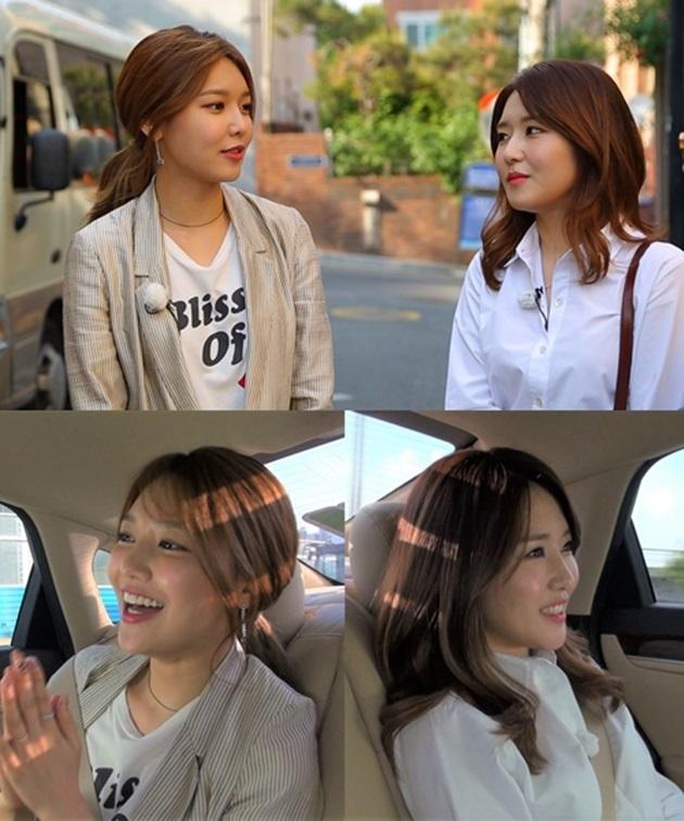 '소녀시대' 수영, 친언니 최수진과 '택시' 동반 출연