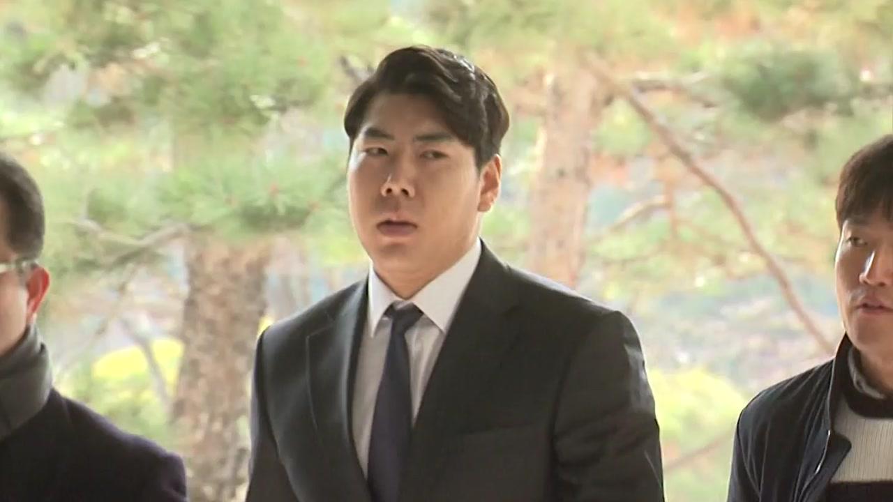 강정호 2심도 징역형...선수 생명 최대 위기