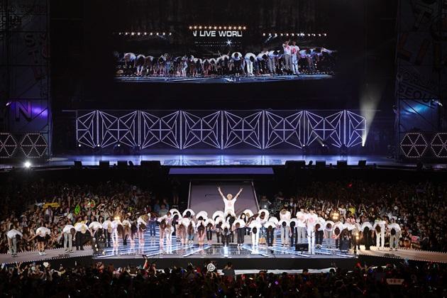 'SM타운 라이브', 6번째 월드 투어 개최