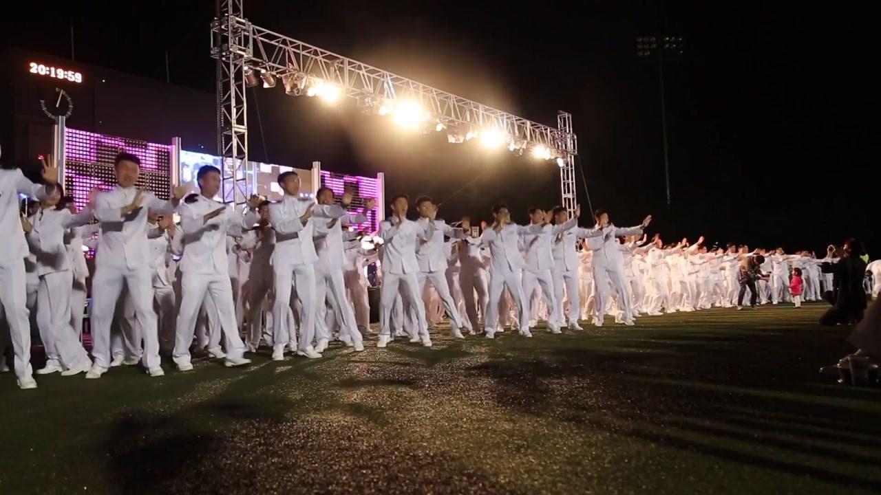 [영상] 충무공의 후예들, 오늘은 댄스의 후예
