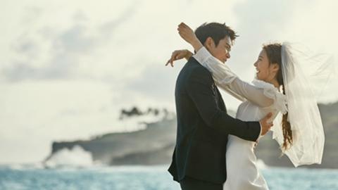 주상욱♥차예련, 오늘 웨딩마치…톱스타 부부 탄생