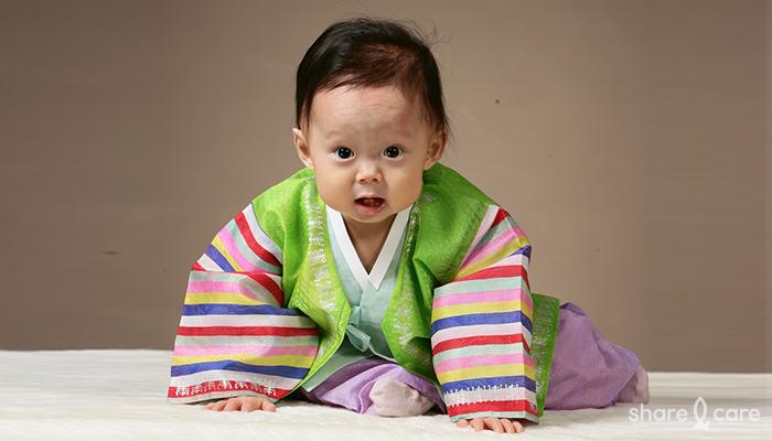 우리나라에 '단 한 명', 소아 조로증을 앓는 아이