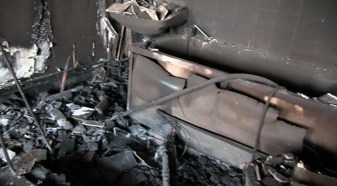 영국 경찰이 공개한 그렌펠 타워 화재 현장 사진
