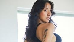 이효리, 언더웨어 화보 공개…여전한 섹시퀸