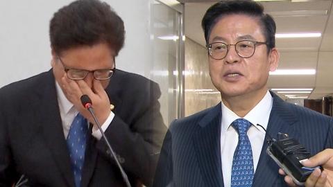 """민주당·한국당 서로 """"네 탓""""…'대선 불복' 공방"""