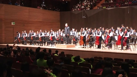 음악이라 쓰고 기적이라 읽는다 '꿈의 오케스트라'