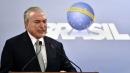 '뇌물 수수' 브라질 대통령 기소…또 '탄핵 정국'