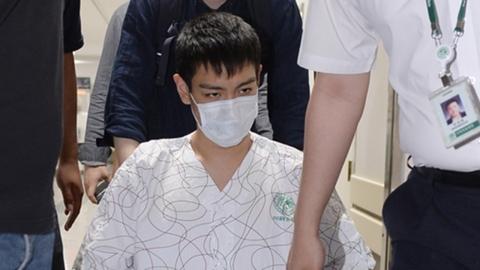 '대마초 흡연' 탑, 징역 10월 집유 2년 구형