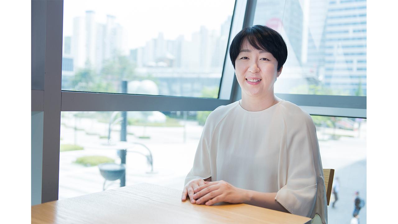 """[피플앤피플] """"IT기술이 감동을 주는 세상 만들 것"""" 김민하 글리넷 대표"""