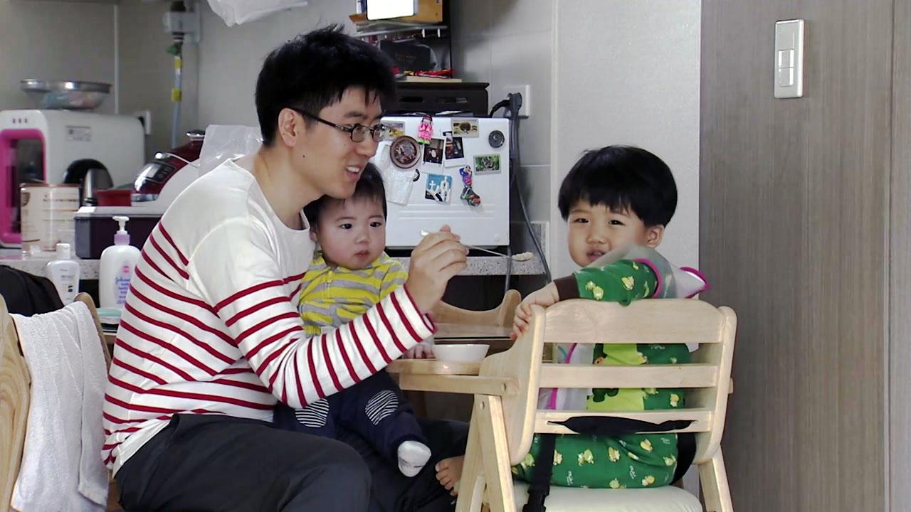 '용감한 아빠' 육아휴직 올해 첫 만 명 돌파