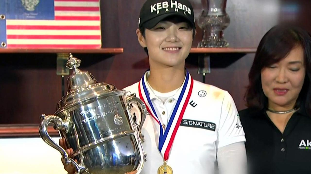 '남달라' 박성현-'즐기는' 최혜진...세계 제패한 골프여제들