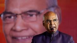 [인물파일] '불가촉천민' 출신 인도 대통령