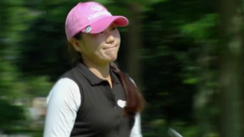 김인경, LPGA 마라톤 클래식 우승