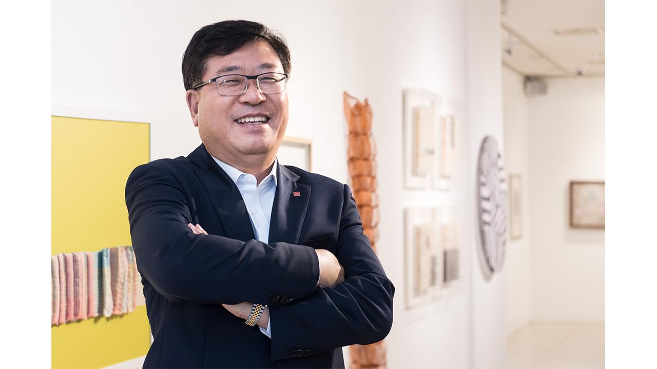 """[리더스인터뷰] """"도심 속 낭만을 품은 문화 지하철"""" 정민철 네오트랜스 대표이사"""