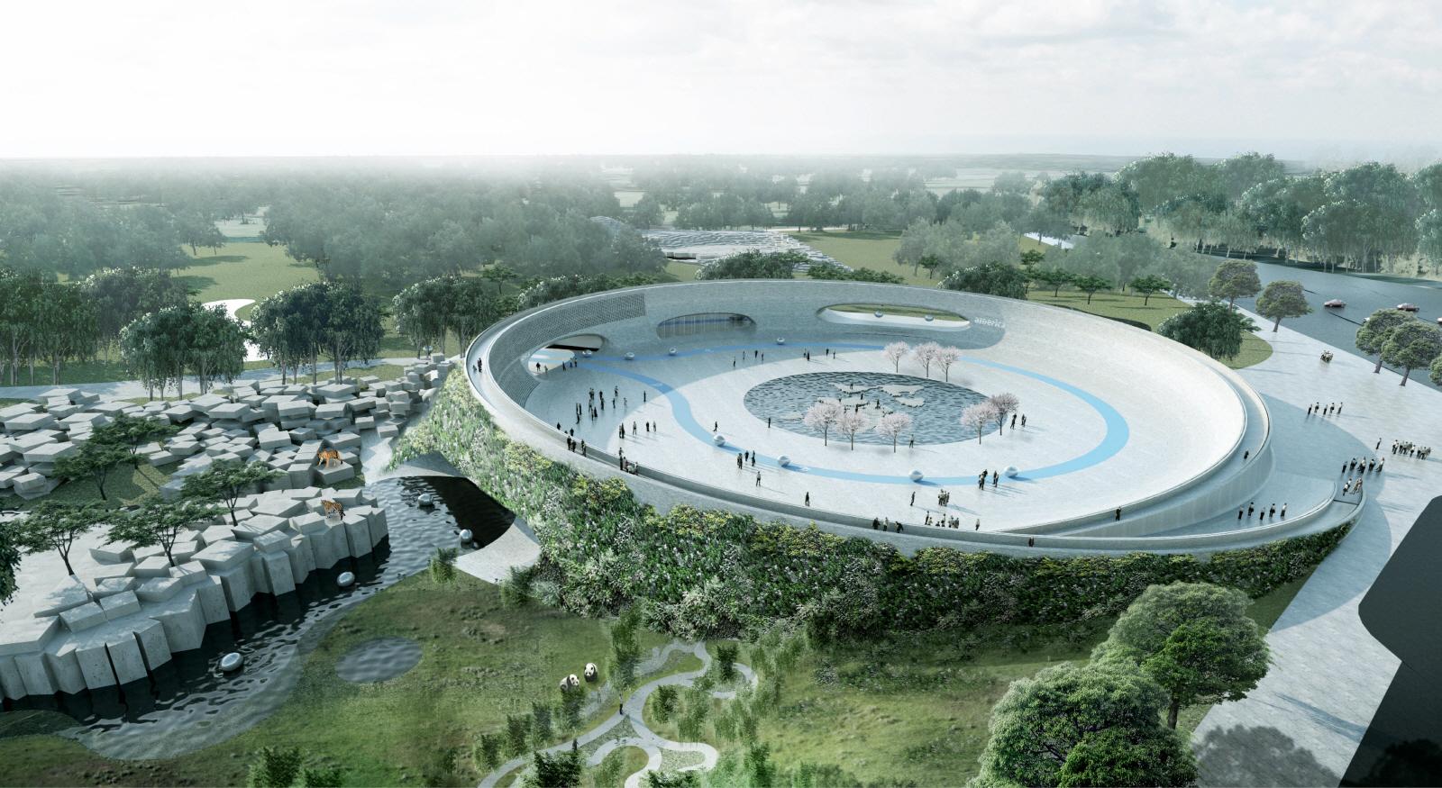 〔안정원의 디자인 칼럼〕 동물과 인간이 공존하는 지혜로운 동물원 디자인이란 어떤 것일까
