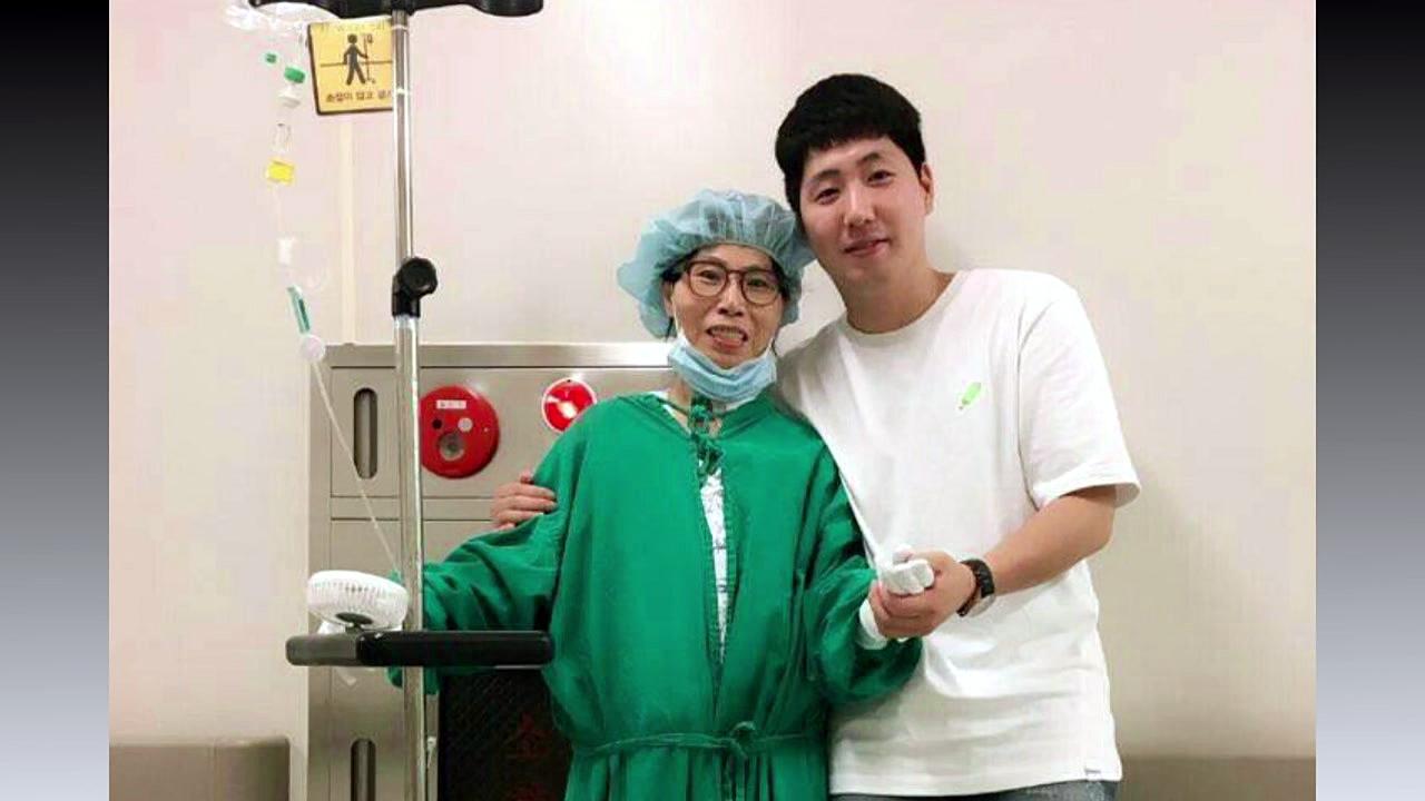 [좋은뉴스] 군 복무 중 '간 이식'해 드린 효자 아들