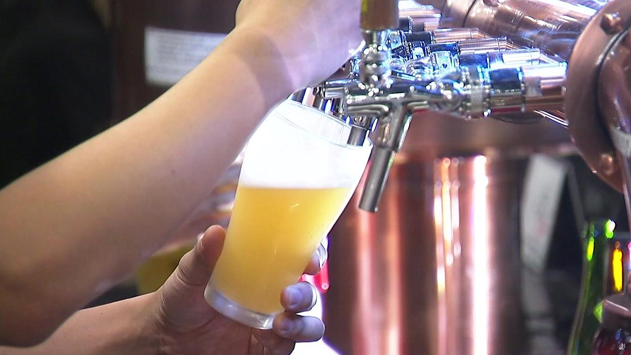 개성 만점 수제 맥주...발효 과학 결정체