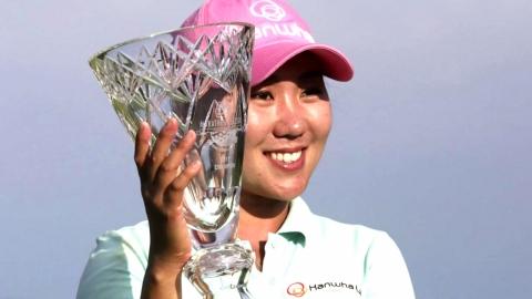 김인경, LPGA 브리티시 여자오픈 우승...시즌 3승