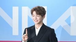 """'워너원' 강다니엘 """"고척돔 데뷔 무대, 꿈만 같다"""""""