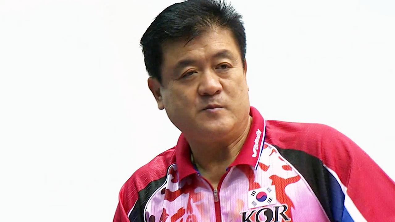 중국 베테랑 코치, 중국 탁구 DNA 한국에 심는다