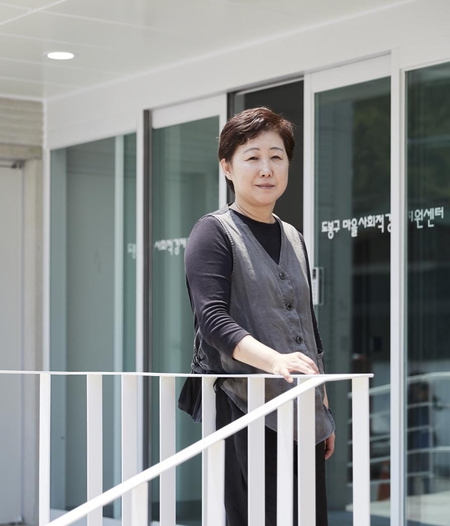 〔에이앤뉴스가 만난 사람〕 SAK건축 김선아 대표(창덕궁 열 하나 동네 사무국장)