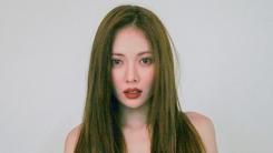 """현아 측 """"8월 말 컴백 목표로 막바지 작업 중"""""""