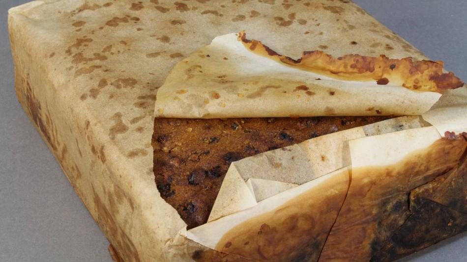 남극에서 발견된 100년 된 멀쩡한 케이크