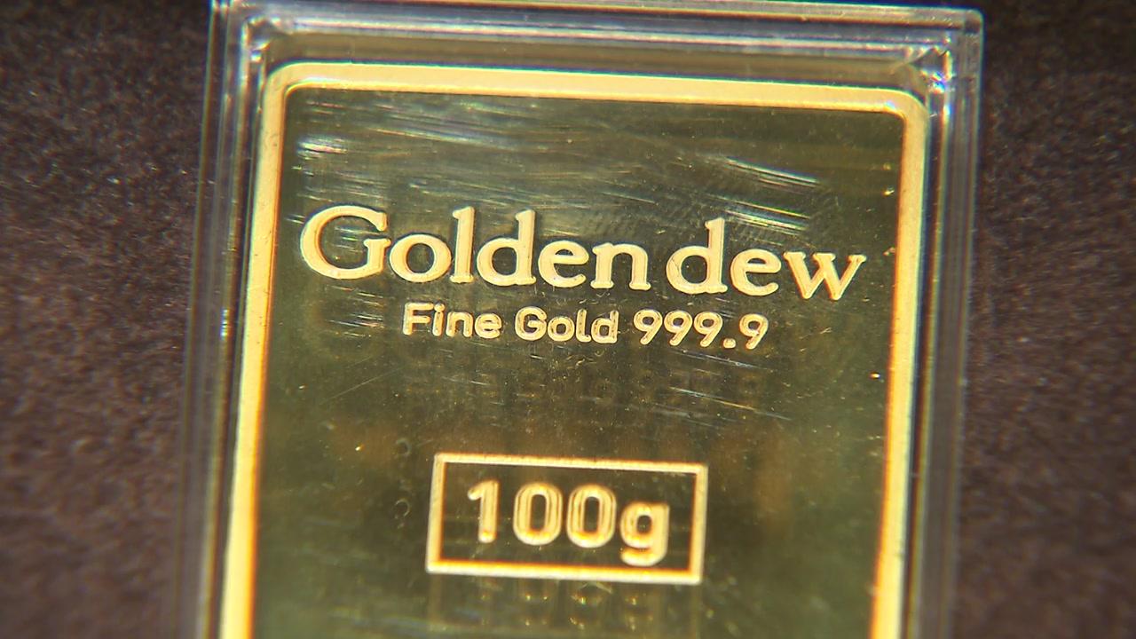 '평소보다 5배' 한반도 위기설에 금 판매 급증