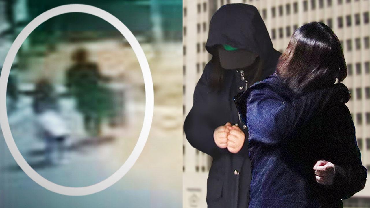 '초등생 살인' 석 달째 계속된 두 소녀의 재판