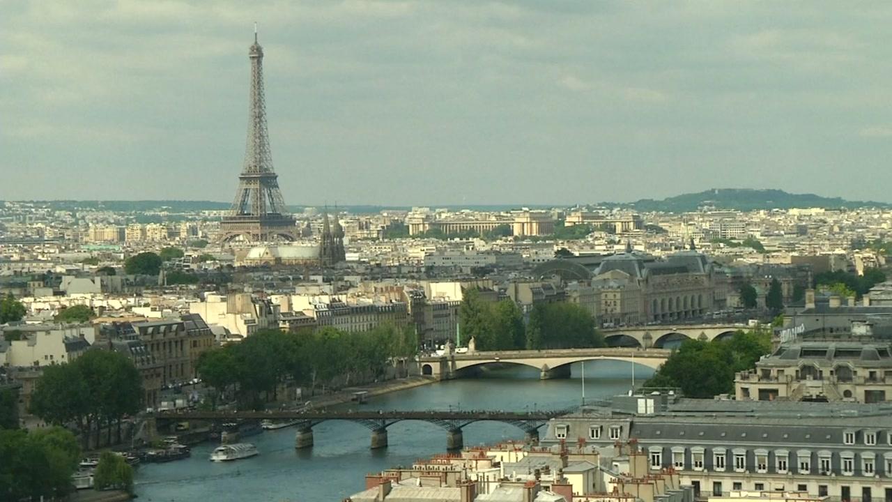 """프랑스의 야심...""""런던의 모든 은행을 파리로!"""""""