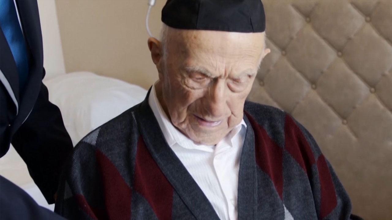 세계 최고령 이스라엘 남성 113세로 별세