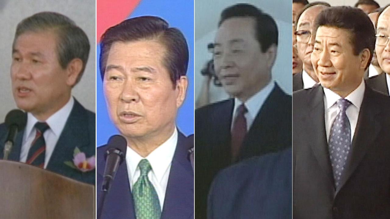 독립기념관 30년, 가장 많이 다녀간 대통령은?