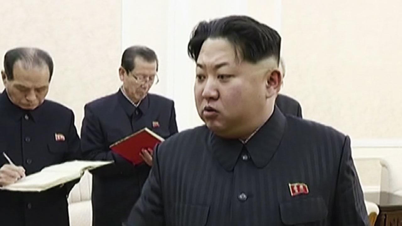 北 신문, 한미 정상 통화 비난