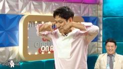 유준상, 트와이스 '티티' 댄스 완벽 소화…잔망미 폭발