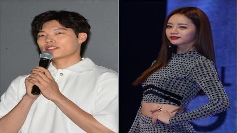 """류준열·혜리 측 """"동료→연인, 따뜻한 시선으로 지켜봐 달라"""""""