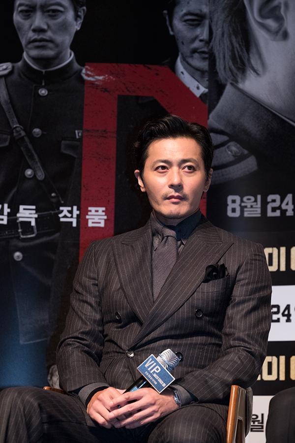 [문화][Y현장] '브이아이피' 장동건