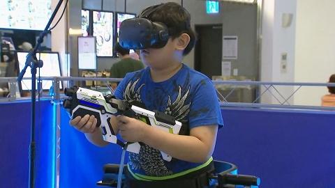 가상현실에서 놀고 소아암 어린이도 돕고….