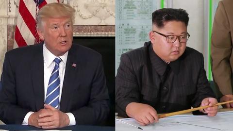 트럼프 vs 김정은…'치킨게임' 승자는?